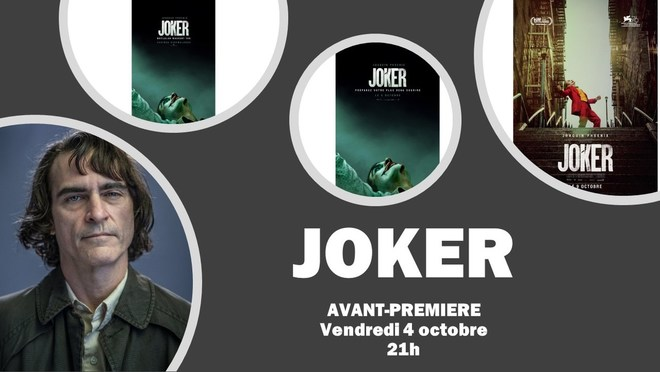 AVANT PREMIERE - JOKER