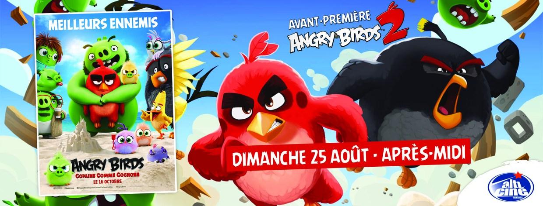 AVP Angry birds 2