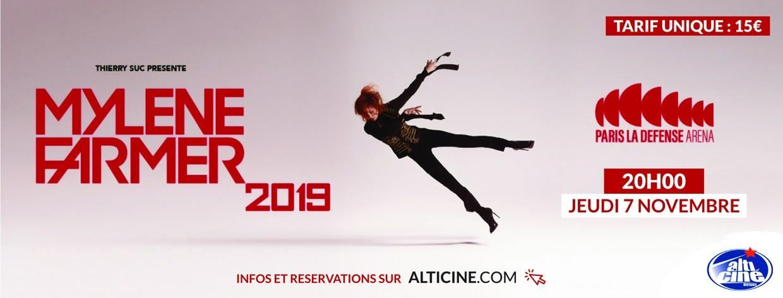 Photo du film Mylène Farmer 2019 - Le Film