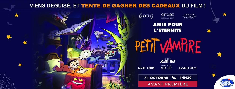 Photo du film Petit Vampire
